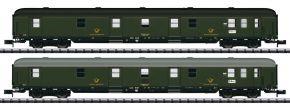 MINITRIX 15540 Wagen-Set Deutsche Bundespost | Spur N kaufen