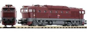 MINITRIX 16731 Diesellok T478.3 CSD | DCC-SOUND | Spur N kaufen