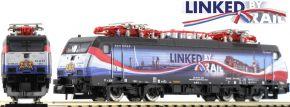 MINITRIX 16894 E-Lok BR 189 Linked By Rail der ERS | DCC | Spur N kaufen