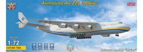 Modelsvit 7206 Antonov An-225 Mriya | Limited Edition | Flugzeug Bausatz 1:72 kaufen