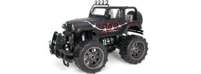 New Bright RC 91099 Jeep Wrangler BAD Street RC Auto Fertigmodell 1:15 kaufen