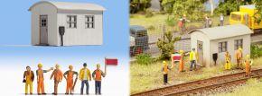 NOCH 12011 Gleisbauarbeiten Fertigmodell Spur H0 kaufen