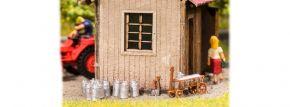 NOCH 13725 3D minis Milchwirtschafts-Set Fertigmodell 1:87 kaufen