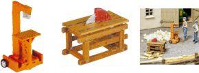 NOCH 13726 Holzspalter und Kreissäge | Spur H0 kaufen