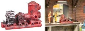 NOCH 13752 Entwässerungs-Pumpe 3Dminis Fertigmodell 1:87