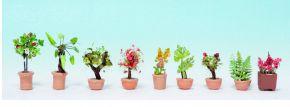 NOCH 14082 Zierpflanzen in grossen Blumentöpfen Spur N kaufen