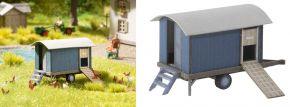 NOCH 14377 Laser-Cut minis Hühnermobil | Bausatz Spur H0 kaufen