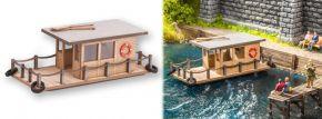 NOCH 14637 Hausboot LaserCut Bausatz aus Echtholz 1:160 kaufen