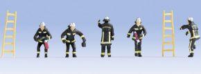 NOCH 15023 Feuerwehr Frankreich | 5 Stück | Figuren Spur H0 kaufen