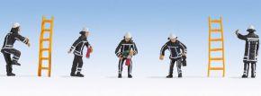 NOCH 15024 Feuerwehr Niederlande | 5 Stück | Figuren Spur H0 kaufen