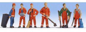 NOCH 15029 Stadtreinigung Miniaturfiguren Spur H0 kaufen