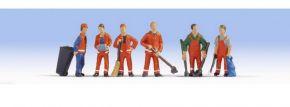 NOCH 36029 Stadtreinigung Miniaturfiguren Spur N kaufen