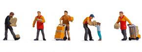 NOCH 15069 Paketzusteller | 5 Stück | Figuren Spur H0 kaufen