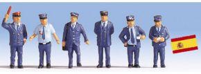 NOCH 15270 Bahnbeamte Spanien   6 Figuren   Spur H0 kaufen