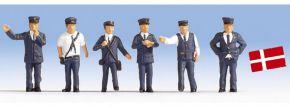 NOCH 15274 Bahnbeamte Dänemark   6 Figuren   Spur H0 kaufen