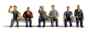 NOCH 15278 Arbeiter sitzend | Figuren Spur H0 kaufen