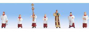 NOCH 15410 Pfarrer und Ministranten | Spur H0 kaufen