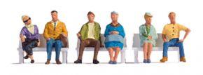 NOCH 15532 Sitzende | Figuren Spur H0 kaufen