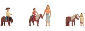 NOCH 15635 Ponyreiten | Figuren Spur H0 kaufen