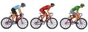 NOCH 15897 Rennradfahrer | 3 Stück | Figuren Spur H0 kaufen
