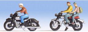 NOCH 15904 Motorradfahrer Figuren mit Zubehör Spur H0 kaufen