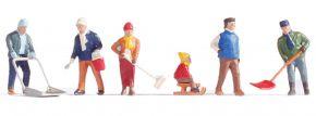 NOCH 15928 Winterarbeiten | Figuren Spur H0 kaufen