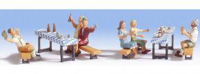 NOCH 15832 Biergarten | 6 Figuren mit Zubehör | Spur H0 kaufen