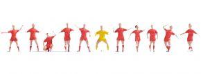NOCH 15969 Fußballteam Dänemark | Figuren Spur H0 kaufen