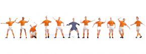 NOCH 15977 Fußballteam Niederlande | Figuren Spur H0 kaufen