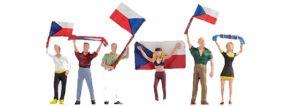 NOCH 15988 Tschechische Fans | Figuren Spur H0 kaufen