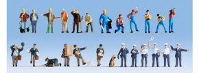 NOCH 16109 Figuren-XL-Set Bei der Arbeit 24 Stück Spur H0 kaufen