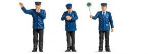 NOCH 17300 Bahnpersonal | 3 Stück | Figuren Spur G kaufen