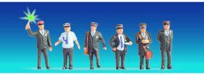 NOCH 17541 Bahnbeamte Schweiz beleuchtet Figuren Spur H0 kaufen
