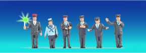 NOCH 17544 Bahnbeamte Italien beleuchtet Figuren Spur H0 kaufen