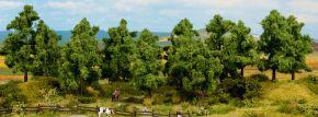 NOCH 24601 Laubbäume | 10 cm bis 14 cm | 16 Stück | Spur H0 + TT kaufen