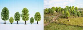 NOCH 26902 Laubbäume | Höhe 5 cm bis 9 cm | 5 Stück | Spur H0 kaufen