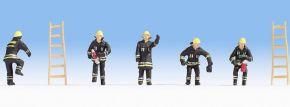 NOCH 36021 Feuerwehr | 5 Miniaturfiguren | Spur N kaufen