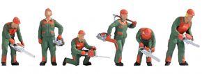 NOCH 36061 Waldarbeiter | 6 Stück | Figuren Spur N kaufen