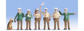 NOCH 36090 Polizisten Miniaturfiguren Spur N kaufen