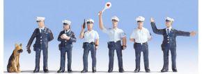 NOCH 36091 Polizisten Miniaturfiguren Spur N kaufen
