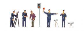 NOCH 36100 Polizisten Verkehrsüberwachung | Figuren Spur N kaufen