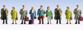 NOCH 36220 Reisende 9 Figuren Spur N  kaufen