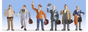 NOCH 36226 Geschäftsreisende | 6 Miniaturfiguren | Spur N kaufen