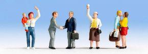 NOCH 36245 Abschied | 7 Miniaturfiguren | Spur N kaufen