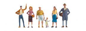 NOCH 36478 Passanten | 6 Miniaturfiguren Spur N kaufen