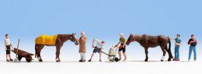 NOCH 36634 Stallarbeit Figuren mit Zubehör Spur N kaufen