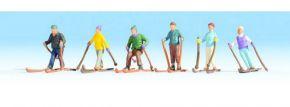 NOCH 36926 Figuren zum Weihnachtsmarkt | Spur N kaufen