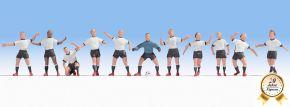 NOCH 36965 Fußballteam Deutschland  11 Figuren Spur N kaufen