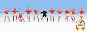 NOCH 36967 Fußballteam Österreich 11 Figuren Spur N kaufen