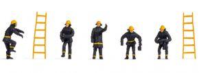 NOCH 38001 Feuerwehr | 5 Stück | Figuren Spur N kaufen